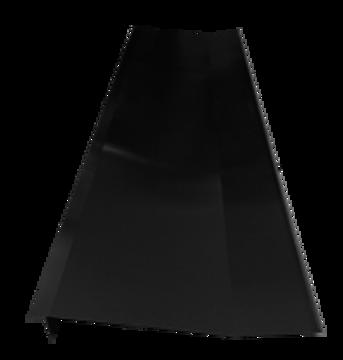 Afbeeldingen van Bovenkap ZWART (Lengte 1500 mm)