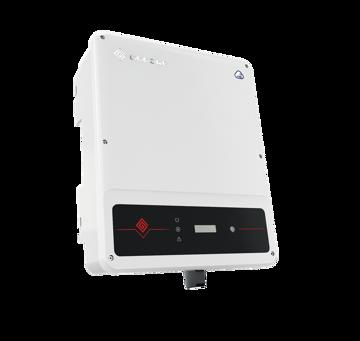 Afbeeldingen van GoodWe 12KT-DT G2, Wifi/ DC switch/ 5 jaar garantie