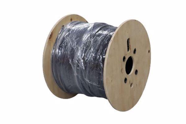 Afbeeldingen van Solarkabel 4mm² H1Z2Z2-K Zwart 500m (DCA)