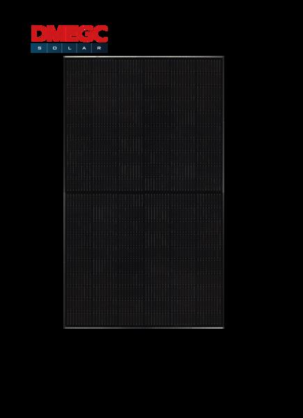 Afbeeldingen van DMEGC 370W Mono Full Black half cel