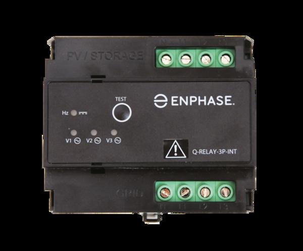 Afbeeldingen van Enphase Q-relais controller 3-FASE