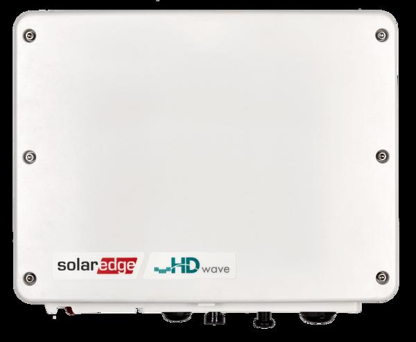 Afbeeldingen van SolarEdge 2200H_HD Wave_met SetApp configuratie