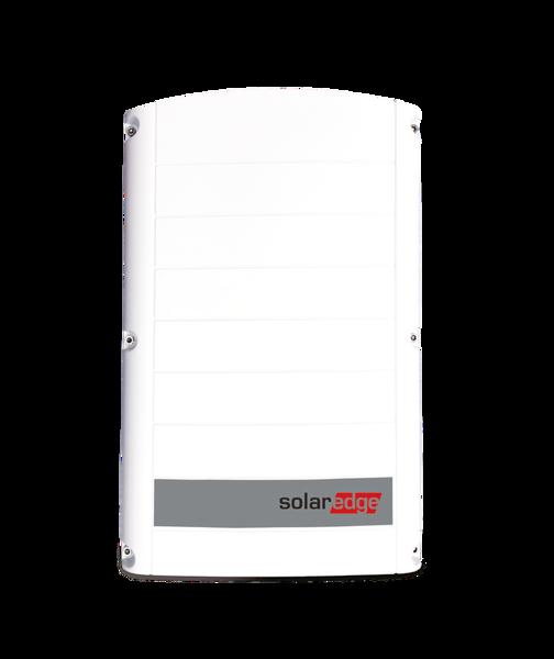 Afbeeldingen van SolarEdge 3K-3-Fase_met Setapp configuratie