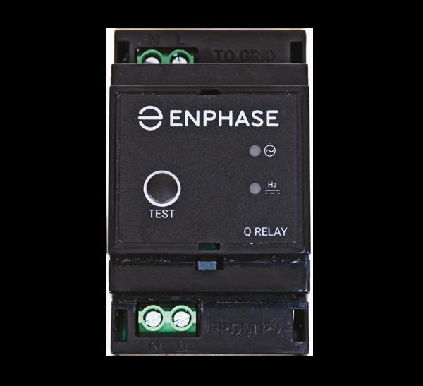 Afbeeldingen van Enphase Q-relais controller 1-FASE